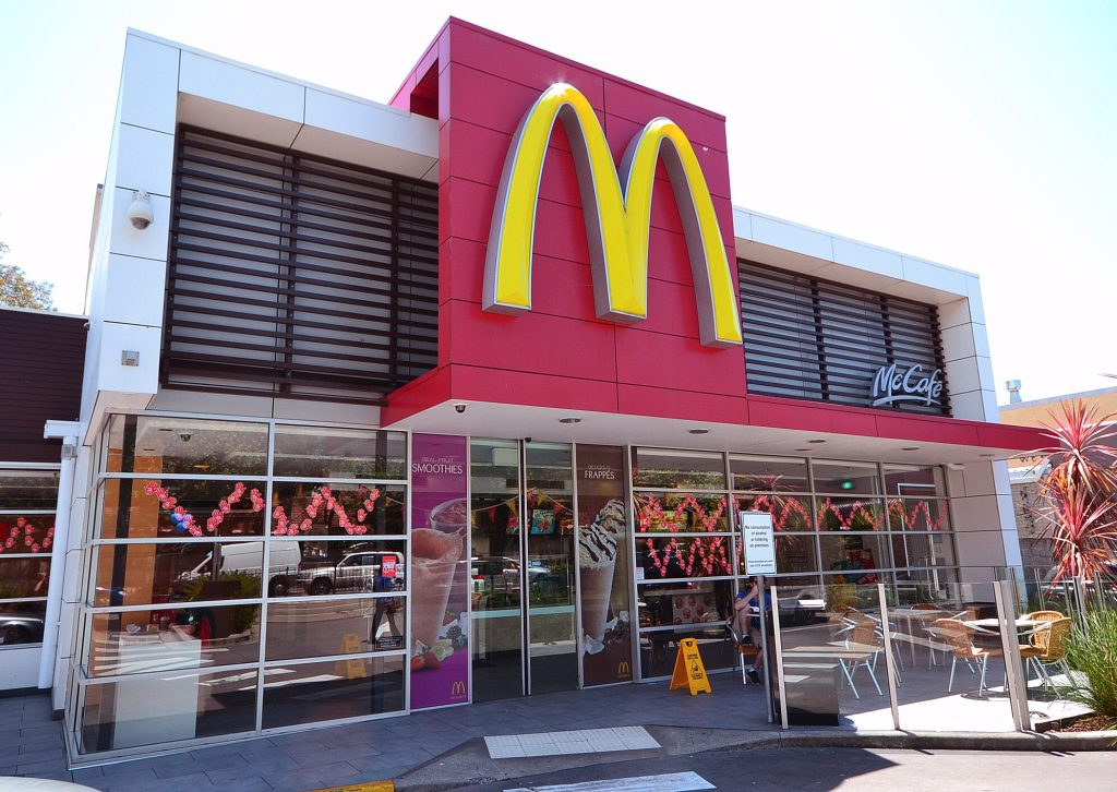 The Biggest Fast Food Chains Globally